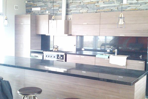 mueble de cocina e isla 2018